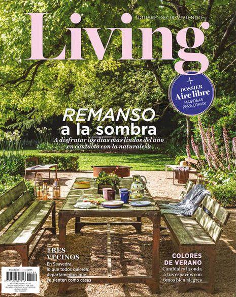 Revista living: «Un instante de luz», Noviembre 2019